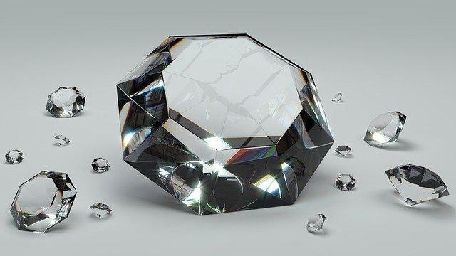 Diamond grid of prosperity