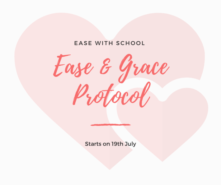 Ease and grace for performance anxiety!