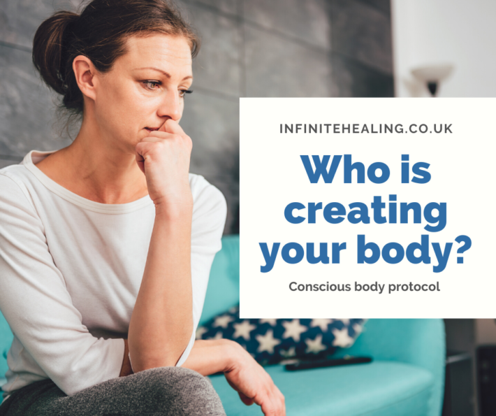 The one question that changed my body